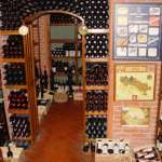 Bodega de Vinos. Restaurante El Aljibe