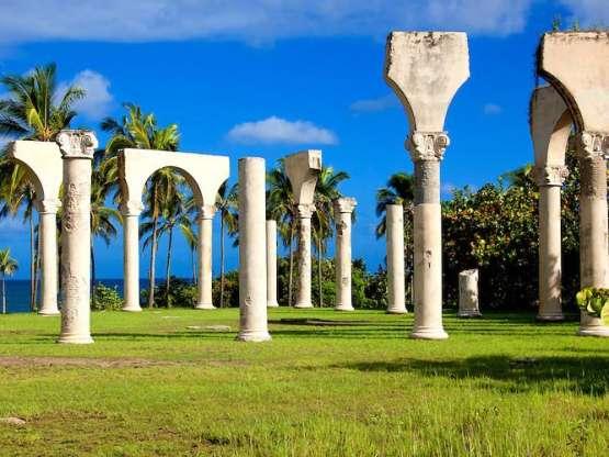 Monumento Nacional Parque Bariay