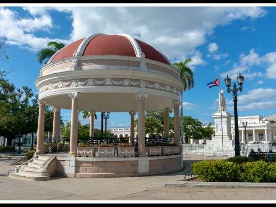 Cúpula Parque Martí