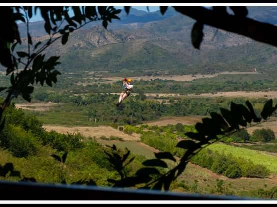 Canopy Tour Valle de los Ingenios
