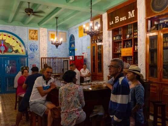 LA BODEGUITA DEL MEDIO-Villa Clara