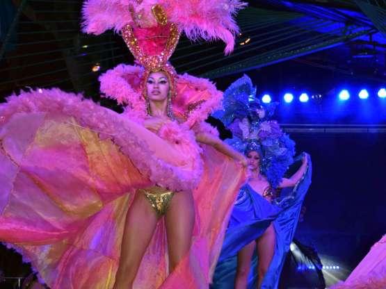 Cabarte Tropicana, el más famoso cabaret de Cuba