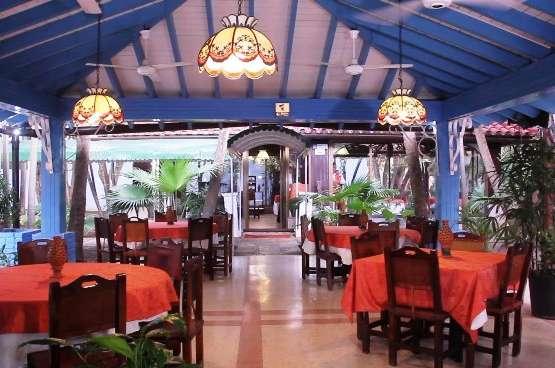 Restaurante especializado en comida criolla e internacional en un ambiente que nos acerca a los escenarios de la novela cubana costumbrista más universal, Cecilia Valdés