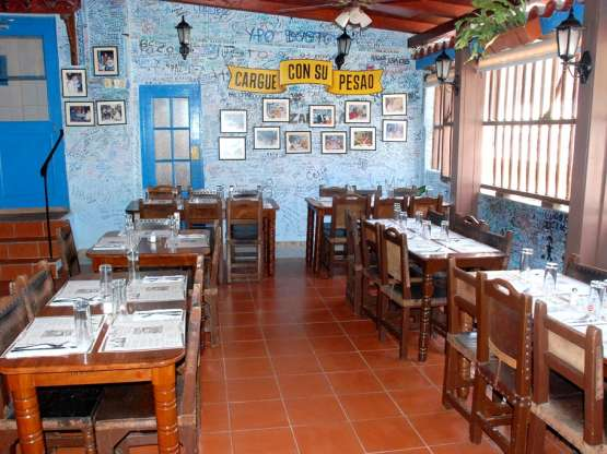 Restaurante La Bodeguita del Medio