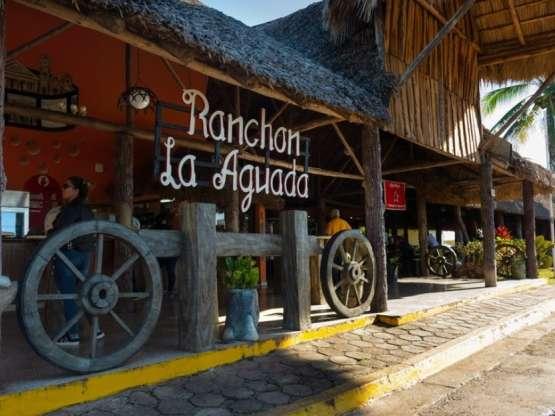 PARADORES DE CARRETERA - RANCHÓN AGUADA