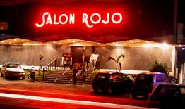 Salon Rojo del Capri