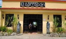 RESTAURANTE EL BARRACÓN